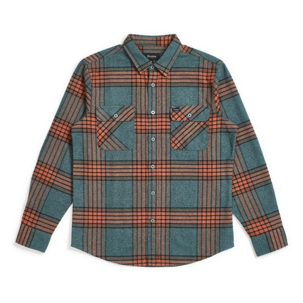 01000 Brixton Bowery L/S Flannel