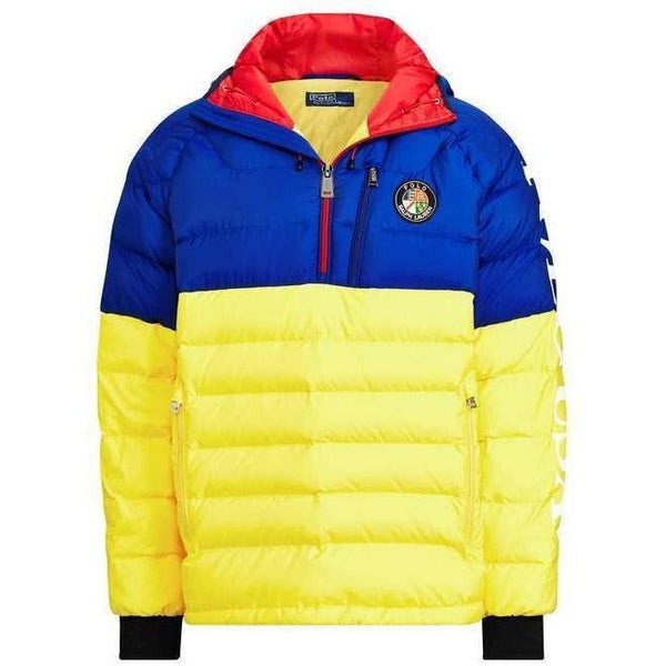 710718706001 Polo Ralph Lauren Glacier Hooded Down Pullover