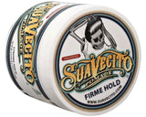 Suavecito Pomade Firme Strong Hold 4 oz Unscented