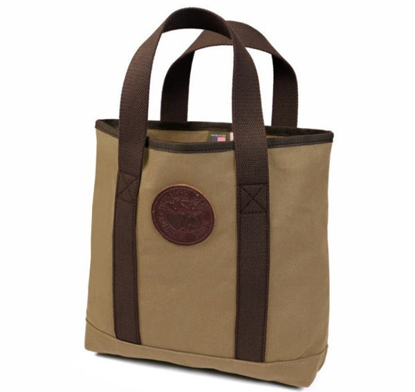 B-131 Duluth Pack Standard Tote Bag Khaki - Stars and Stripes