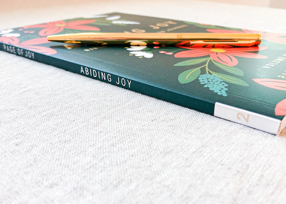 NEW! Abiding Joy | Bible Study Companion Journal (Volume 2)