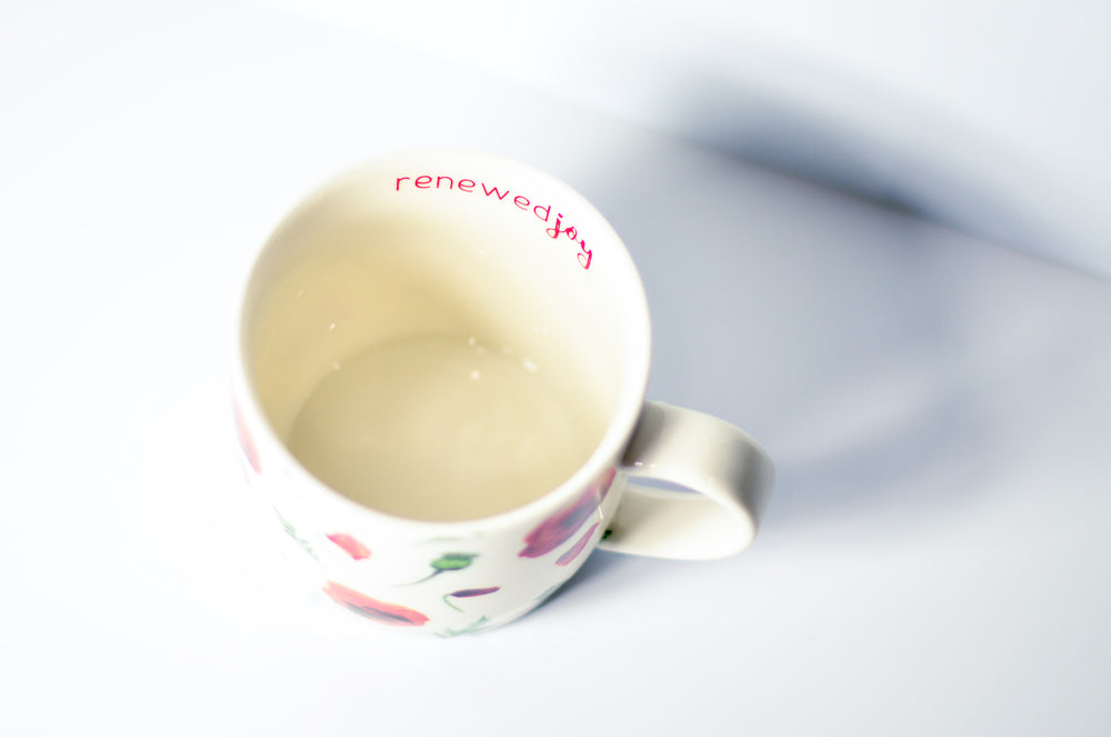 Poppy Mug | Renewed Joy (50% off)