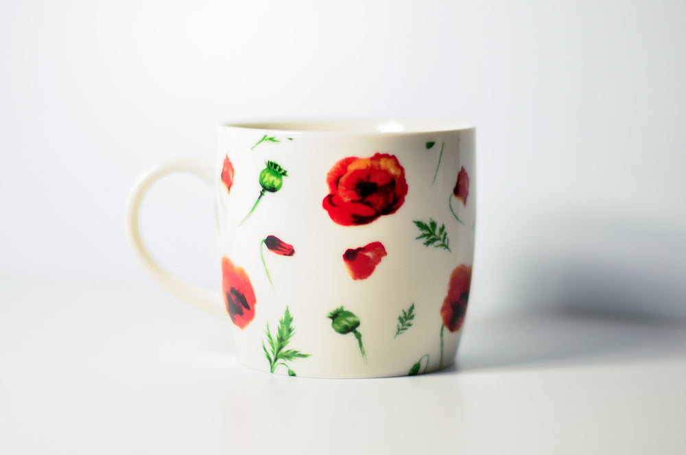 Poppy Mug | Renewed Joy