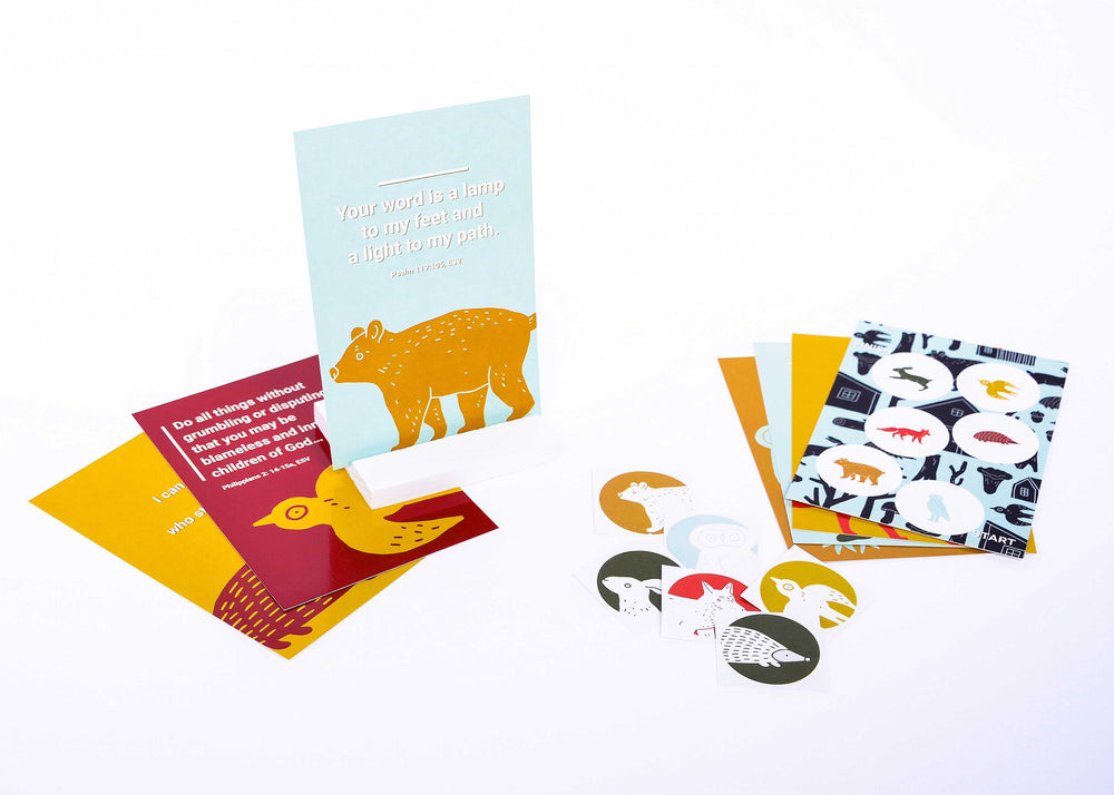 Kids Scripture Memory Set | Limited Edition