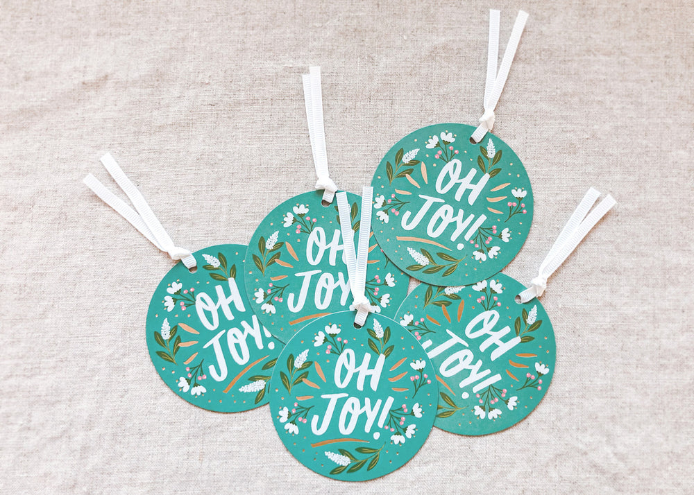 Oh Joy Gift Tags | Set of 5