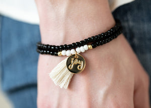 Tassel Bracelet Set | Joy