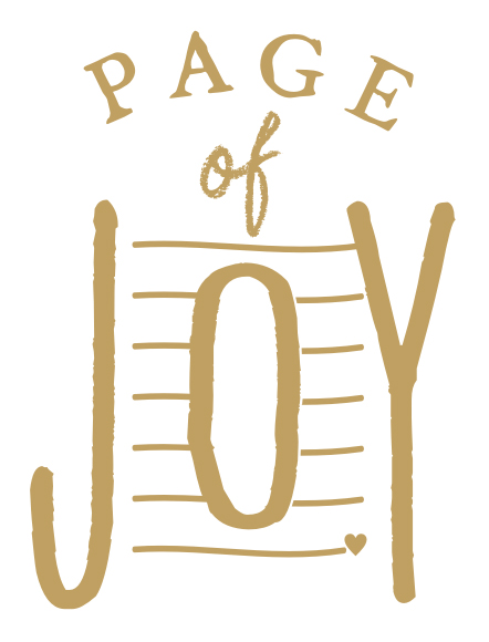 Page Of Joy