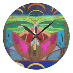 Wanderings round wall clock