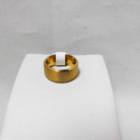 Gold Naruto Ring