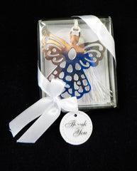 Angel Bookmark with Tassel