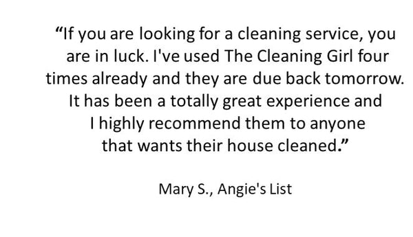 house cleaning services prices list