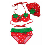 Cherry Swimming Set