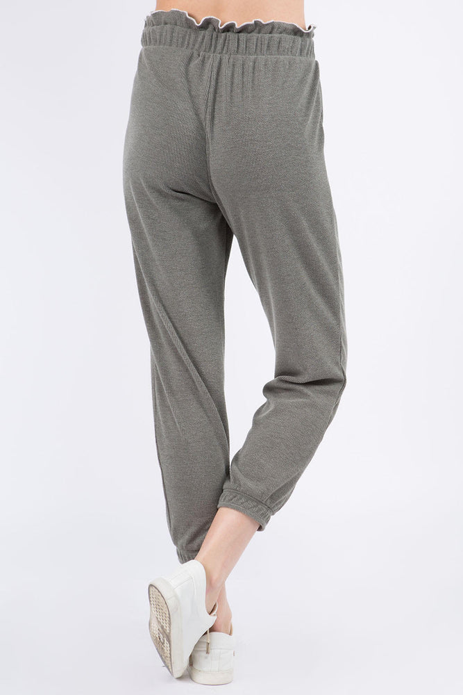 High Waisted Sweatpants