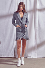 Tweed Jacket/Dress