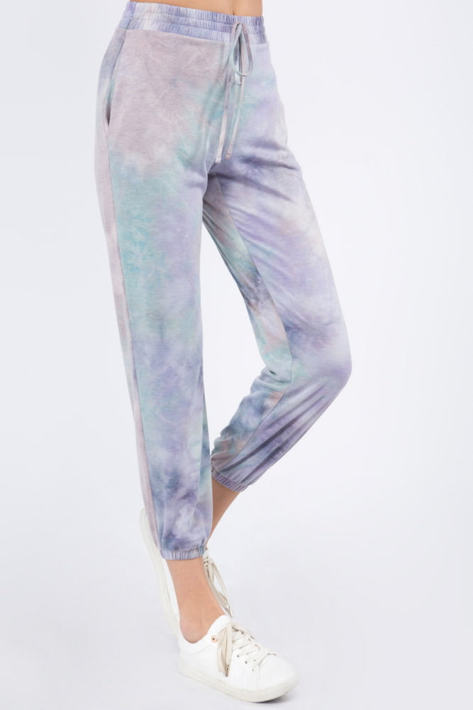 Thick Tie Dye Jogger