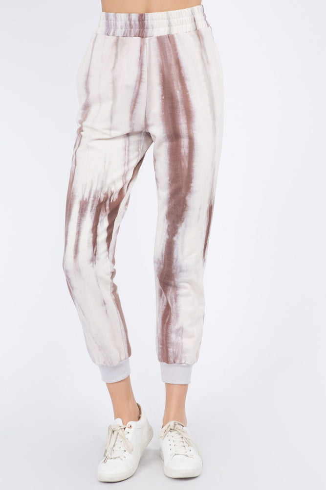 Tie Dye Jogger With Pocket