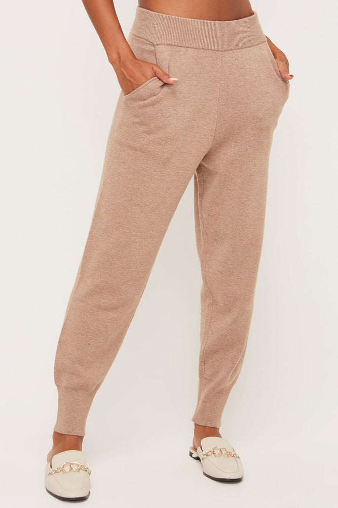 Thick Ribbed Waistband Jogger