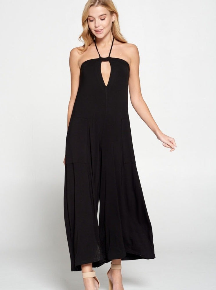 Holter Neck Jumpsuit