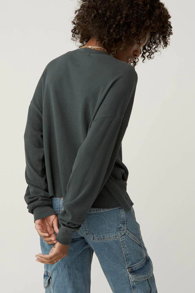 Legendary Long Sleeve Crop Thermal