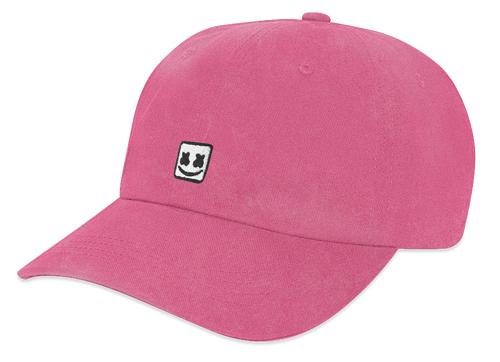 Mini Icon Dad Hat Pink