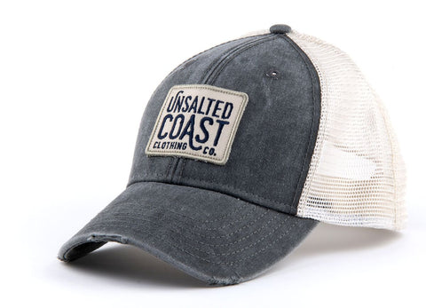 LOGO PATCH TRUCKER HAT