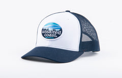 OVAL TRUCKER HAT