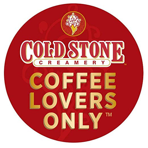 Cold Stone Coffee Lovers Only 4 x 18ct Single Cup