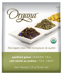Organa Tea Pods  - Organic Green Tea