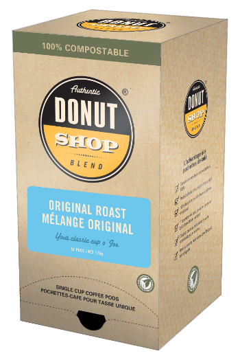 Authentic Donut Shop - Donut Shop Original - 11grams