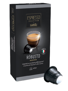 Caffitaly Robusto - Nespresso Compatible - Extra Bold