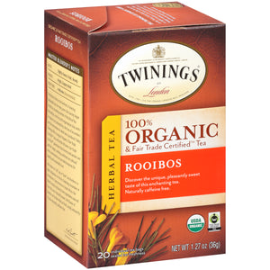 Twinings of London, Organic Rooibos