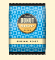 Reunion Island Donut Shop Original Coffee - 42 Count - 2.5oz