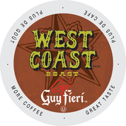 Guy Fieri West Coast Roast, k-cup 2.0 compatible