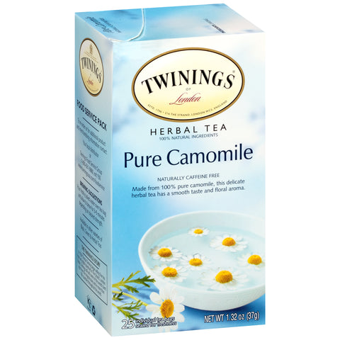 Twinings Of London, Pure Camomile Tea