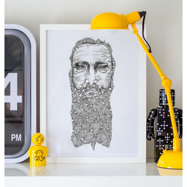 'Beard' Limited Edition - The Villusion