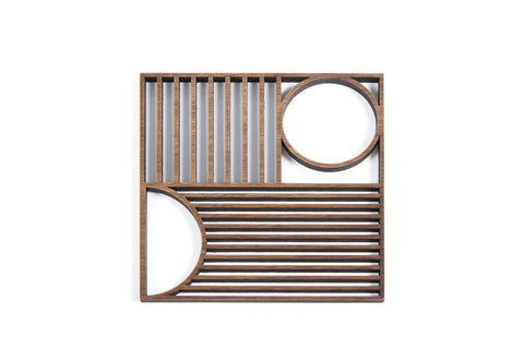 SQUARE OUTLINE TRIVET