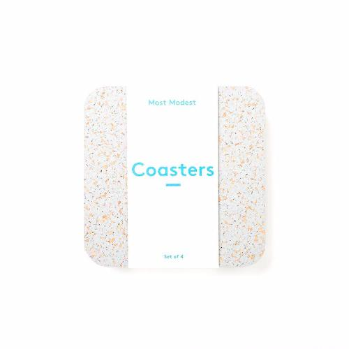 RUBBER COASTERS GREY