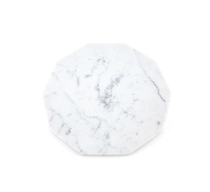 HEXAGON MARBLE PLATTER