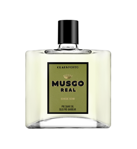 MUSGO REAL AFTER SHAVE - CLASSIC