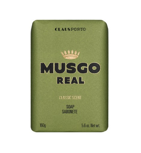 MUSGO REAL BODY SOAP - CLASSIC