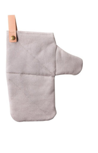 CANVAS OVEN MITT