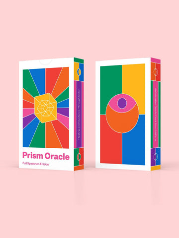 THE PRISM ORACLE CARD DECK - FULL SPECTRUM EDITION