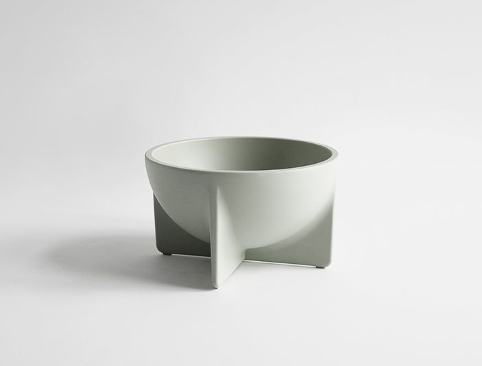 STANDING BOWL - SMALL SAGE