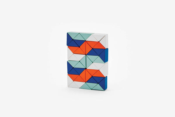 SNAKE BLOCKS - SUPER SNAKE RED/BLUE