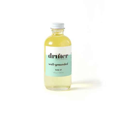 WELL-GROUNDED BODY OIL