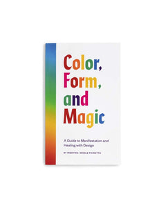 COLOR, FORM, AND MAGIC BOOK