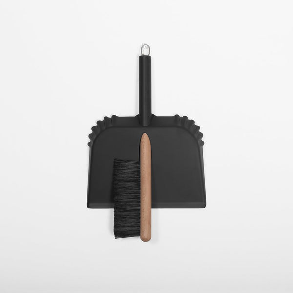 RICHMAN DUSTPAN BLACK