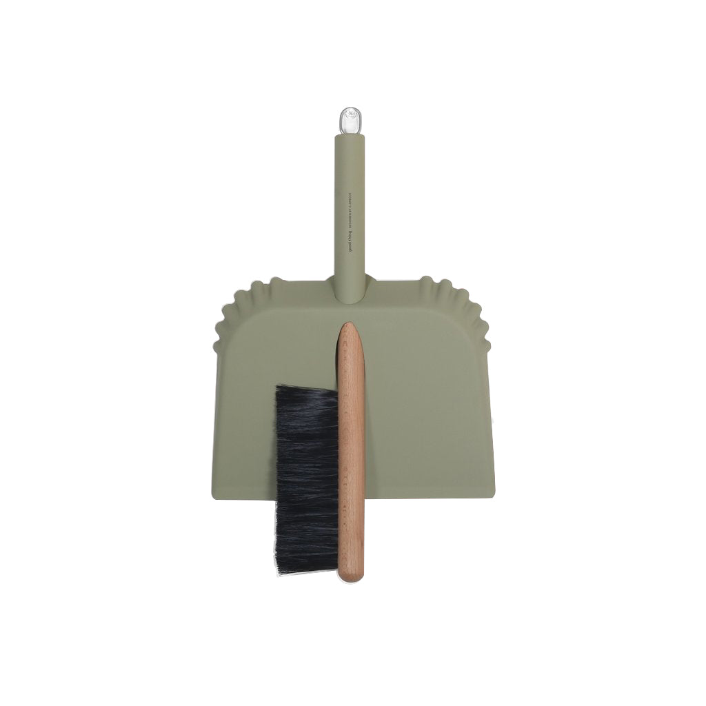 RICHMAN DUSTPAN GREEN