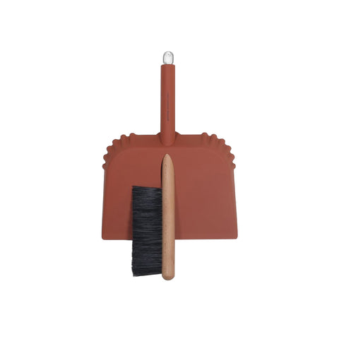 RICHMAN DUSTPAN RED