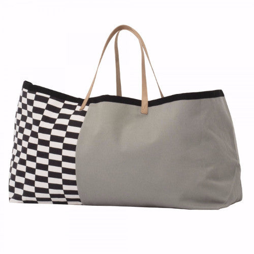 HERMAN BIG BAG- GREY